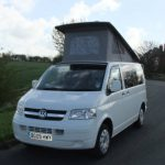 VW T5 CAMPERVAN 4 BERTH 2009