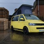 VW T5 2.OTDI 102BHP CAMPERVAN 4 BERTH LUSSO CONVERSION